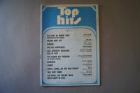 Top Hits Heft 5 Notenheft