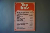 Top Hits Heft 6 Notenheft