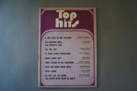 Top Hits Heft 8 Notenheft