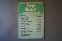Top Hits Heft 10 Notenheft