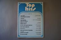Top Hits Heft 13 Notenheft