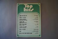 Top Hits Heft 15 Notenheft