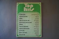 Top Hits Heft 18 Notenheft