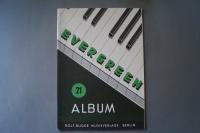 Evergreen Album 21 Notenheft