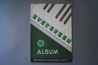 Evergreen Album 22 Notenheft