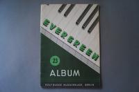 Evergreen Album 23 Notenheft