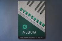 Evergreen Album 19 Notenheft