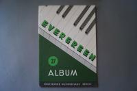 Evergreen Album 27 Notenheft