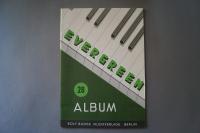 Evergreen Album 28 Notenheft