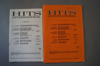 Hits International Heft 55 plus Beiheft C-StimmeNotenheft