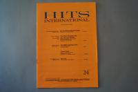 Hits International Heft 24 Notenheft