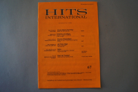 Hits International Heft 67 Notenheft