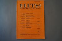 Hits International Heft 47 Notenheft