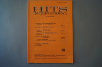Hits International Heft 38 Notenheft