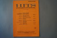 Hits International Heft 34 Notenheft