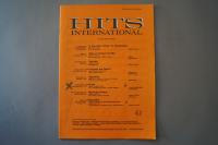 Hits International Heft 42 Notenheft