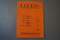 Hits International Heft 76 Notenheft