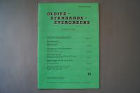 Oldies Standards Evergreens Heft 10 Notenheft