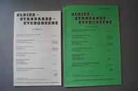 Oldies Standards Evergreens Heft 22 plus Beiheft C-Stimme Notenheft