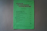 Oldies Standards Evergreens Heft 8 Notenheft