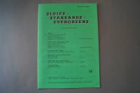 Oldies Standards Evergreens Heft 14 Notenheft