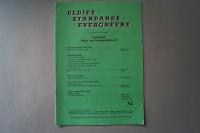 Oldies Standards Evergreens Heft 34 Notenheft