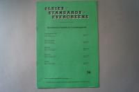 Oldies Standards Evergreens Heft 36 Notenheft
