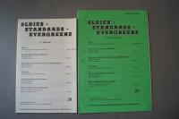Oldies Standards Evergreens Heft 20 plus Beiheft C-Stimme Notenheft