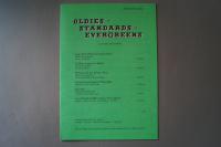 Oldies Standards Evergreens Heft 17 Notenheft