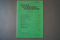 Oldies Standards Evergreens Heft 9 Notenheft