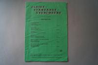 Oldies Standards Evergreens Heft 35 Notenheft