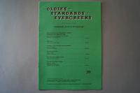 Oldies Standards Evergreens Heft 39 Notenheft