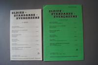 Oldies Standards Evergreens Heft 23 plus Beiheft C-Stimme Notenheft