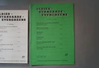 Oldies Standards Evergreens Heft 27 plus Beiheft C-Stimme Notenheft
