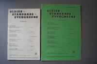 Oldies Standards Evergreens Heft 25 plus Beiheft C-Stimme Notenheft