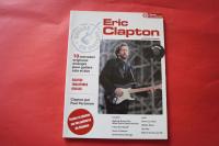 Eric Clapton - Voyage en Guitar (mit CD) Songbook Notenbuch Guitar