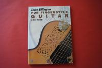Duke Ellington - For Fingerstyle Guitar (mit CD) Songbook Notenbuch Guitar