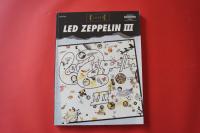 Led Zeppelin - III  Songbook Notenbuch Vocal Guitar