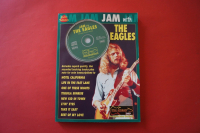 Eagles - Jam with (mit CD) Songbook Notenbuch Vocal Guitar