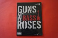 Guns n Roses - Bass Play along (mit CD) Songbook Notenbuch Vocal Bass