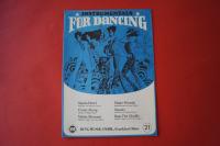 Instrumentals for Dancing Notenheft