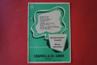 Chappell & Co. Heft 22 Notenheft