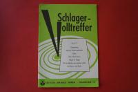 Schlager-Volltreffer Heft 27 Notenheft