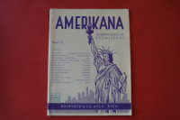 Amerikana Amerikanische Evergreens Heft 4 Notenheft
