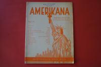 Amerikana Amerikanische Evergreens Heft 3 Notenheft