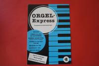 Orgel-Express Heft 4 Notenheft