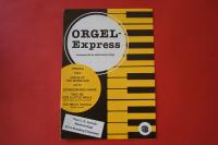 Orgel-Express Heft 3 Notenheft