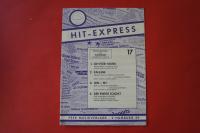 Hit-Express Heft 17 Notenheft