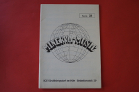Minerva-Music Heft 31 Notenheft