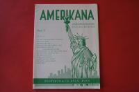 Amerikana Amerikanische Evergreens Heft 5 Notenheft